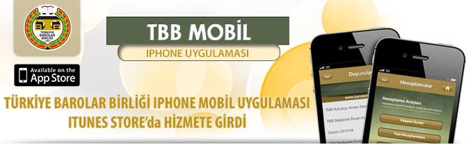TBB Mobil Iphone Uygulaması