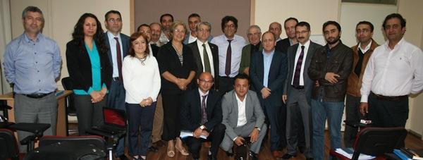 Çorum Barosu ve TBB işbirliği içerisinde 23 &S211; 30 Eylül 2013 tarihleri arasında Arabuluculuk Eğitim programı düzenlendi.