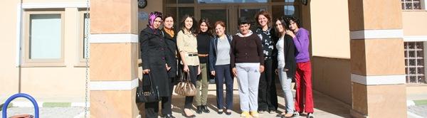 Çorum Barosu Kadın Hukuku  Komisyonunca Çorum Sevgi Evleri  ve Kadın Sığınma Evlerine ziyarette bulunuldu