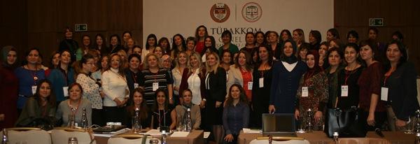 TÜBAKKOM 12. Dönem 1. Genel Üye Toplantısı 02.11.2013 tarihinde Kayseri'de yapıldı.
