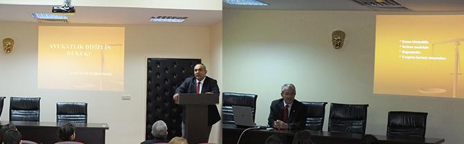 Avukatlık Disiplin Hukuku Paneli