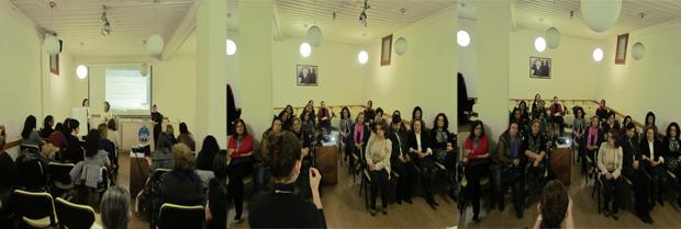 Trabzon Kent Konseyi kadın meclisi toplantısı