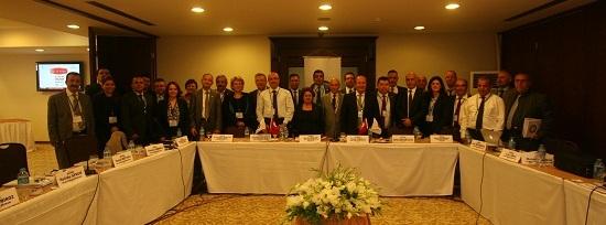 24-25 Mayıs 2014 Ege - Marmara Bölge Baro Başkanları Toplantısı Sonuç Bildirgesi