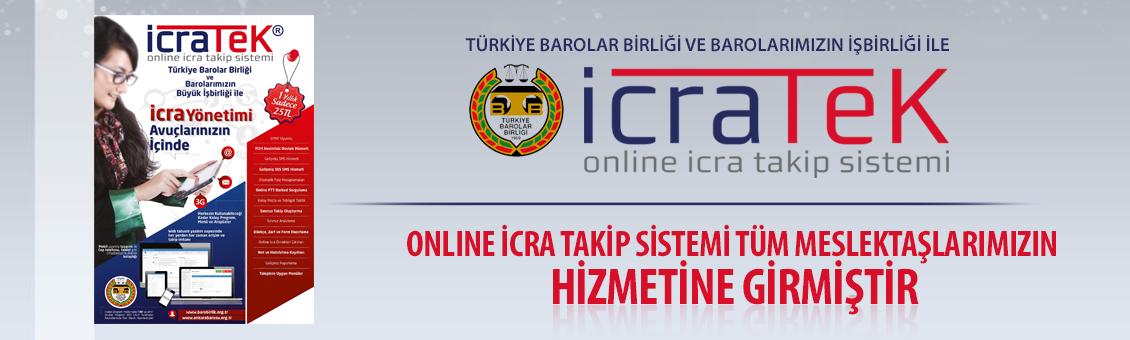 İcraTek Online İcra Takip Sistemi