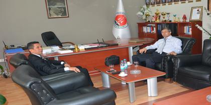Hakim Mustafa DURAN Baromuzu ziyaret etti.