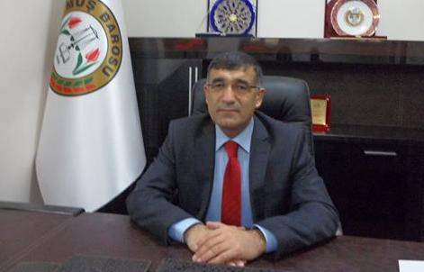 Baro Başkanımızdan Lice olayları ve barış süreci hakkında basın açıklaması