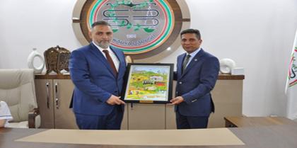 Sakarya Barosu Hizmet Binası Açılış Törenine Baro Başkanı Av. Ayhan YILMAZ katıldı.