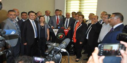 Karabük Barosu Sosyal Tesisi Açılış Törenine Baro Başkanı Av. Ayhan YILMAZ katıldı