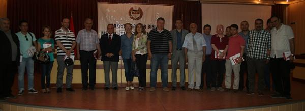 """TBB ve Baro Başkanlığımız tarafından """" icra İflas Hukuku ve Son Yenilikler """" konulu seminer düzenlendi."""