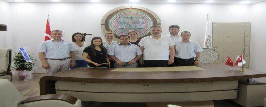 Baro Başkanımız Av. Recep Hacıeyüpoğlu özverili çalışmalarından dolayı Baro personellerine teşekkür etti.