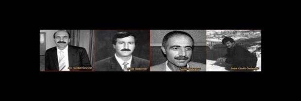 Sedat Özevin, Salih, Sadi ve Sıddık Özdemir'i vefatlarının 4. Yıl dönümünde saygı, özlem ve rahmet ile anıyoruz.