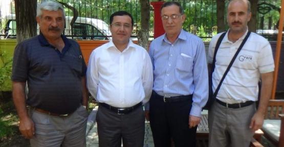Baro Başkanımız Av. Mehmet Cemal ACAR,ın Sonsöze Verdiği Röportaj