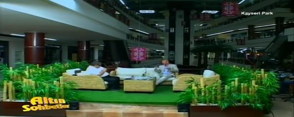 BARO BAŞKANIMIZ TV KAYSERİ TELEVİZYONUNDA ALTIN SOHBETLER PROGRAMINA KATILDI
