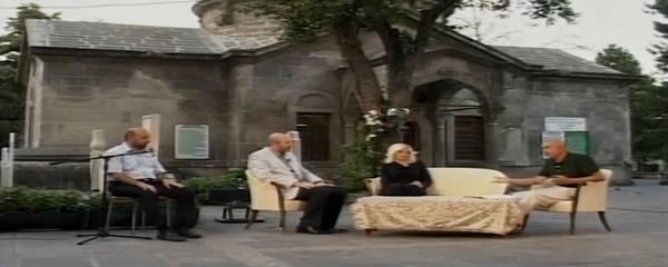 BARO BAŞKANIMIZ KAMPÜS TV DE RAMAZAN NEŞESİ PROGRAMINA KATILDI