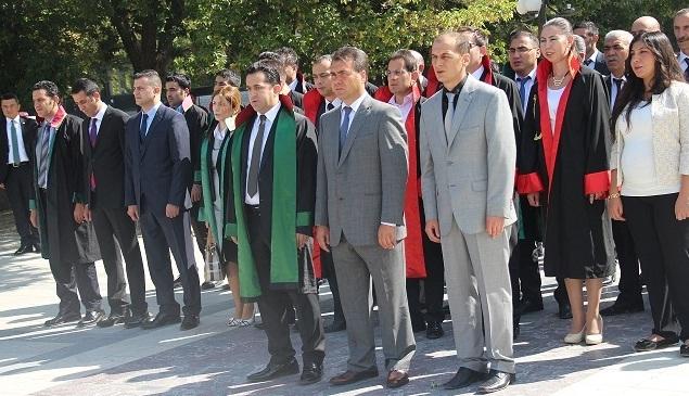 2014-2015 YILI ADLİ YIL AÇLIŞ KONUŞMASI