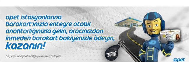 Türkiye Barolar Birliği'den OPET ile Anlaşma