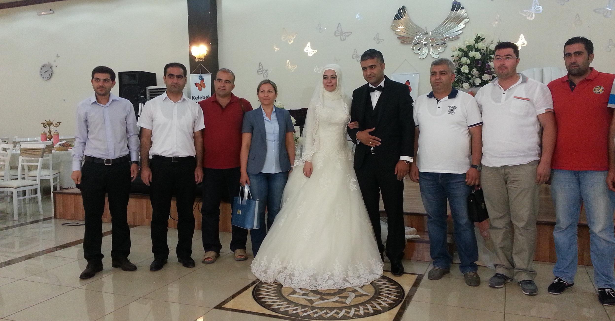 Av. Mustafa Aslan Evlendi