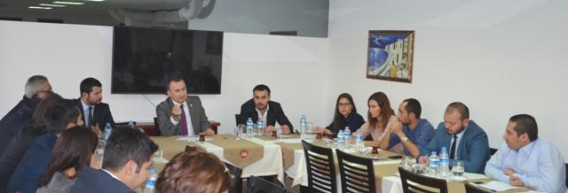 Gençlik Meclisi Toplantısı Düzenlendi