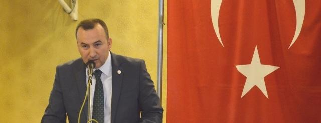 Baro Başkanımız Av. Bülent Şarlan'ın Genel Kurul Konuşmaları