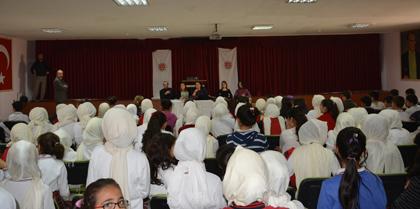 20 Kasım Çocuk Hakları Gününde Çocuk Hakları Komisyonu  Çocuklara Haklarını Anlattı