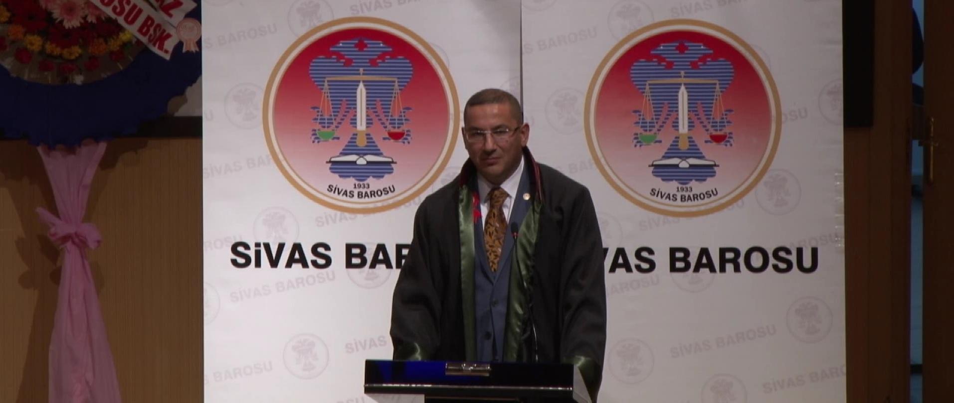 SİVAS BAROSU 2014 OLAĞAN GENEL KURULU YAPILDI.