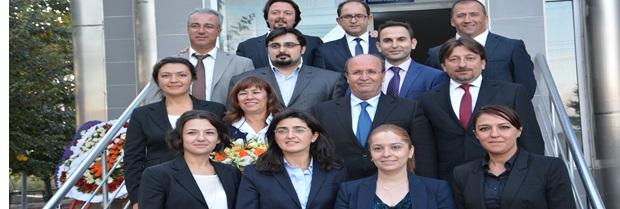 Avukat Harun SAYGILI yeniden Baro Başkanlığına seçilmiştir.