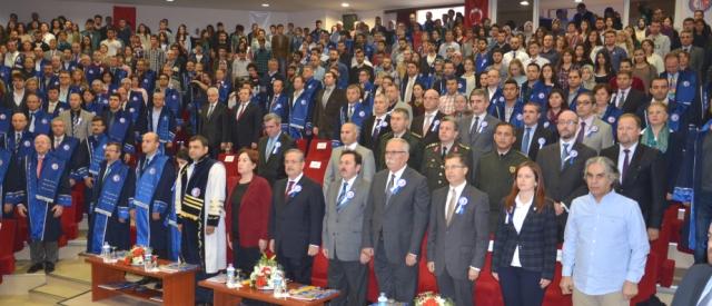 ÇOMÜ 2014 - 2015 Akademik Yıl Açılış Töreni