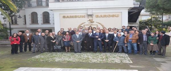 TBB MESLEKİÇİ EĞİTİM SEMİNERİ SAMSUN'DA YAPILDI.