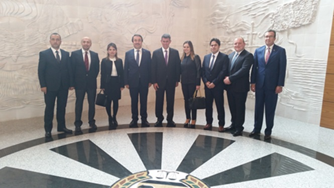 Türkiye Barolar Birliği Ziyareti.