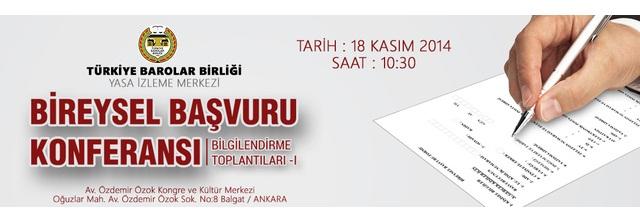 TBB BİLGİLENDİRME TOPLANTISI -1-