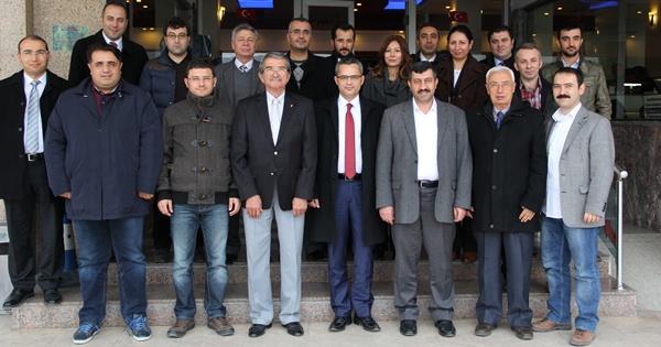 Osmancık İlçesi Avukatlarına Ziyaretimiz
