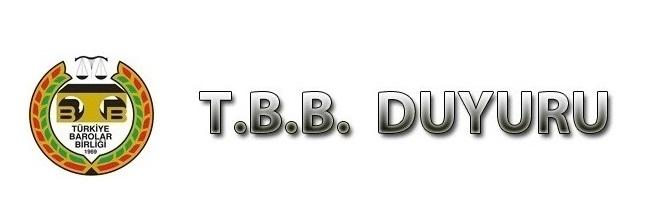 T.B.B. - DUYURU