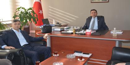 Hâkim Mustafa DURAN'dan Baromuza Veda Ziyareti