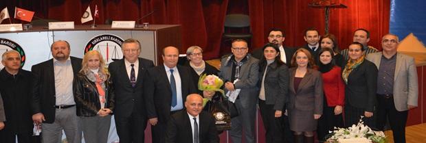 """Türkiye Barolar Birliği Başkanlığı ve Baromuzun işbirliği ile  10 Ocak 2015 tarihinde Kırklareli Üniversitesi Konferans Salonunda  """" Doğal Varlıklar ve Çevresel Etki Değerlendirmesi"""" konulu seminer yapılmıştır."""