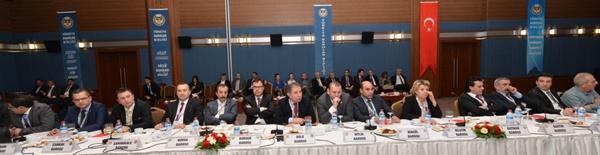 30. Baro Başkanları Toplantısı, 17 Ocak 2015 tarihinde Türkiye Barolar Birliği'nin ev sahipliğinde 76 baro başkanının katılımıyla gerçekleştirildi.