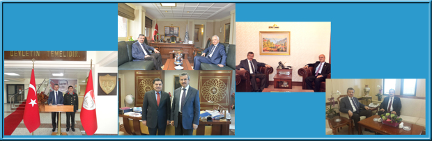 Baro Başkanımızın Ankara Temasları