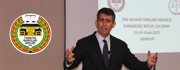 TBB Avukat Hakları Merkezi Karadeniz Bölge Çalıştayı İcra Edildi.