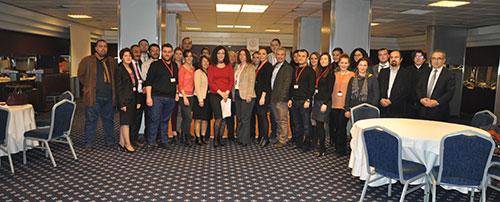 Göç ve İltica Komisyonu Adli Yardım Eğitimi 17-15 Ocak 2015 tarihlerinde İzmir Barosu'nun ev sahipliğinde yapılmıştır.