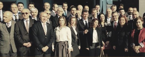 Çorum Barosu 23-24 Ocak Tarihlerinde Samsun'da Düzenlenen Avukat Hakları Çalıştayına Katıldı