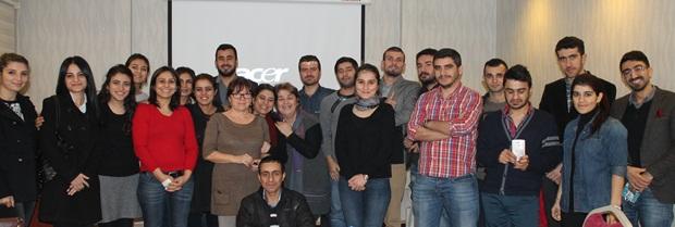 Kadın Hakları Komisyonu'na Yönelik Eğitim Çalışması Yapıldı