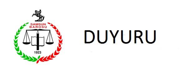 DUYURU ( Mesleki problemlere ilişkin çalışma yapılması )