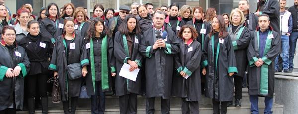 Çorum Barosu Kadın Hukuku Komisyonu Basın Açıklaması