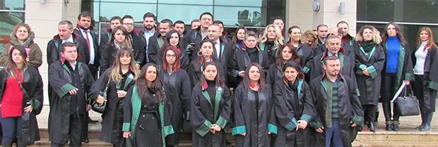 Trabzon Barosu Kadın Hakları Komisyonu Basın Açıklaması