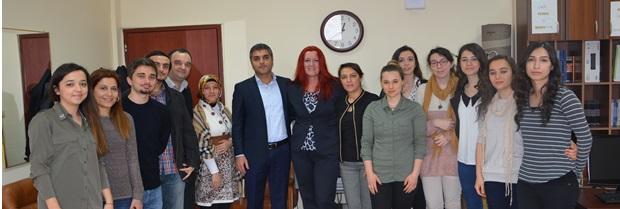 Staj Eğitim Programı'nın ilki 27.02.2015 tarihinde Lüleburgaz Adliyesi Baro odasında yapıldı.