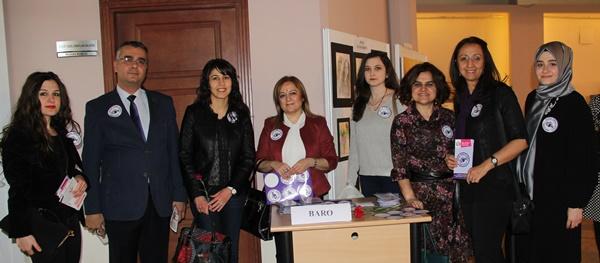 8 Mart Dünya Kadınlar Günü Etkinlikleri devlet Tiyatro Salonunda Gerçekleştirildi.