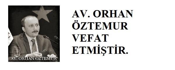 AV. ORHAN ÖZTEMUR
