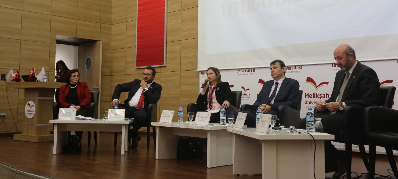 Melikşah Üniversitesi Hukuk Fakültesinin Düzenlediği Panel