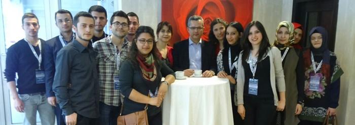 11-18 Nisan 2015 Tarihleri Arasında Baromuz Stajyer Avukatları Türkiye Barolar Birliği Eğitim Merkezi'nin düzenlediği Staj Eğitim Programı'nda bir araya geldiler
