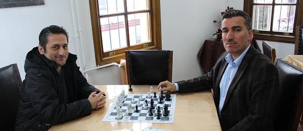 Av. Ahmet Bayram Anısına Satranç Turnuvası Düzenlendi