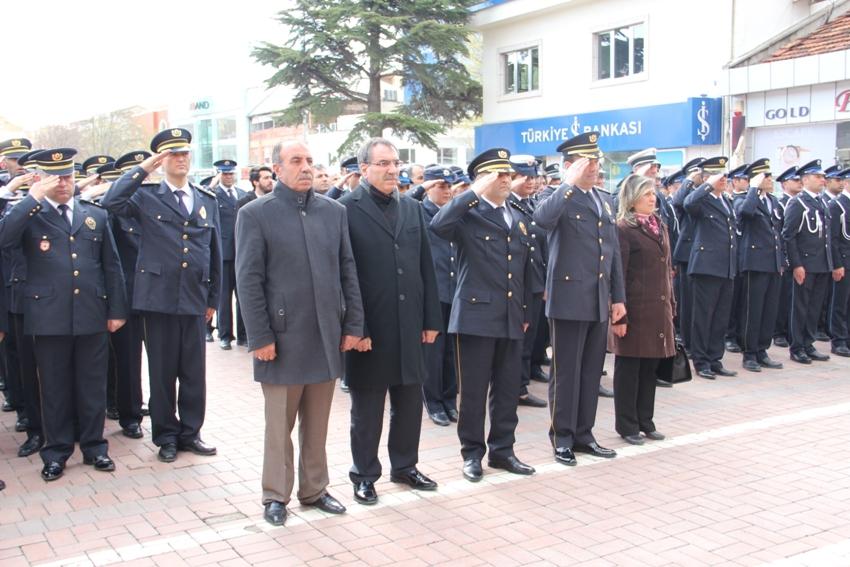 POLİS TEŞKİLATININ KURULUŞ TÖRENLERİ